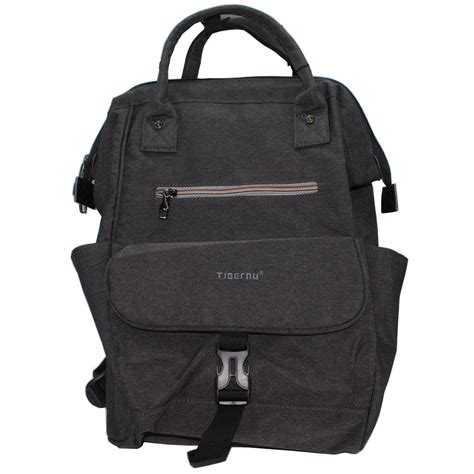 Tas Laptop 15 Inch tigernu tas ransel laptop 15 inch t b3184 black jakartanotebook