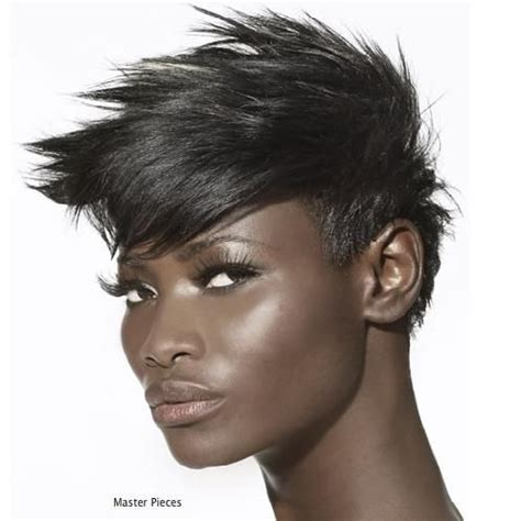 african american spiked wigs 144 best images about short and sassy on pinterest
