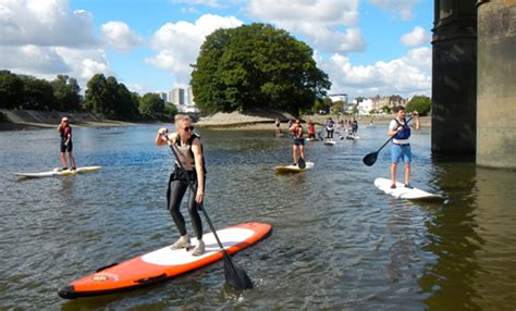 river thames kayak licence free paddleboard kayaking at tidefest sunday 28