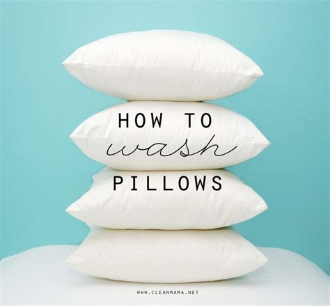 How To Wash Pillows Front Loader by 17 Best Ideas About Wash Pillows On Wash