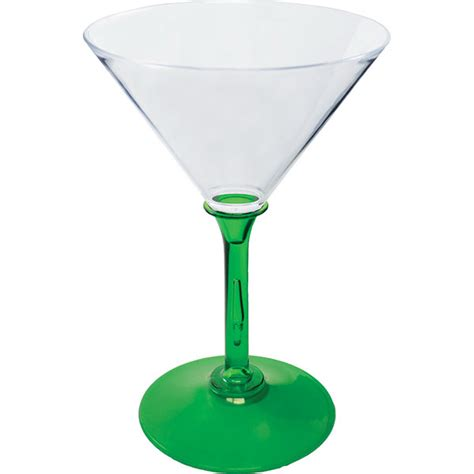 Handmade Martini Glasses - custom 7oz martini glass usimprints