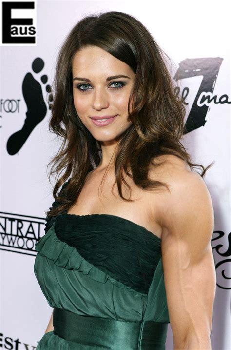 celeb muscle celebrity female muscle by edinaus on deviantart photo