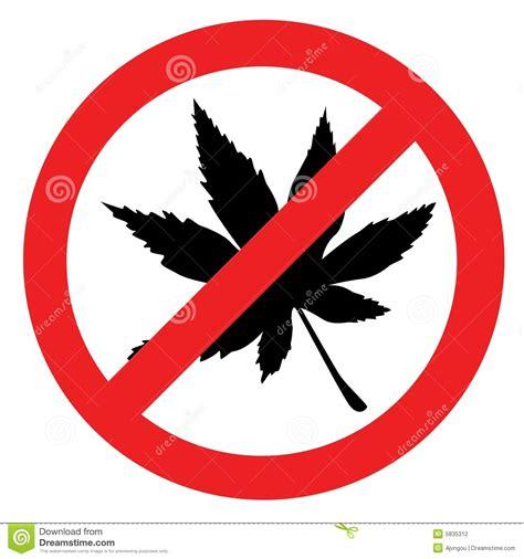 A Forbidden forbidden canabis stock illustration image of forbidden