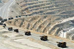 Open Pit Open Pit Mining Gps World