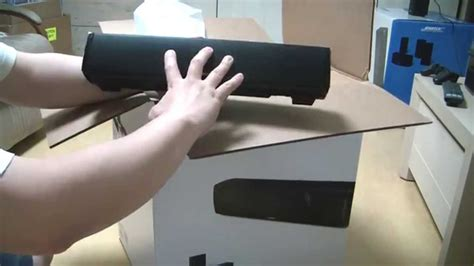 new bose cinemate 120 home theater speaker system unboxing