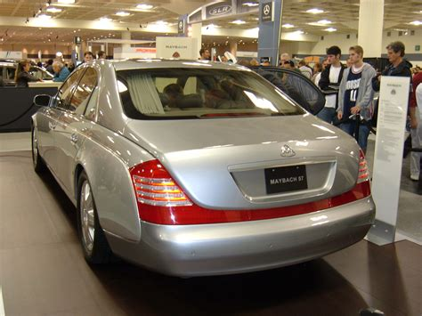 how things work cars 2005 maybach 57 electronic toll collection file 2005 silver maybach 57 rear jpg wikimedia commons