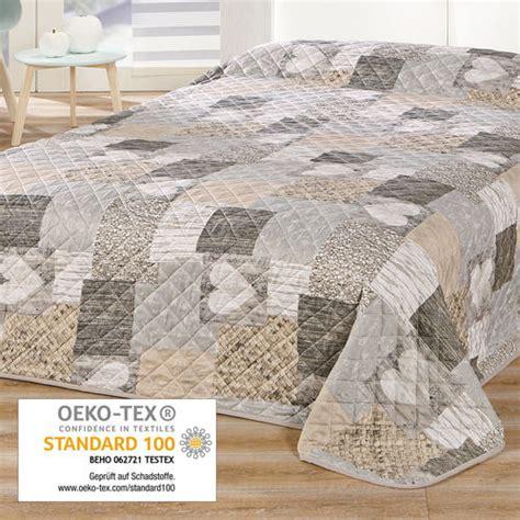 patchwork decke 200x200 tischdecken shop24 tischl 228 ufer stickpackung zu fairen