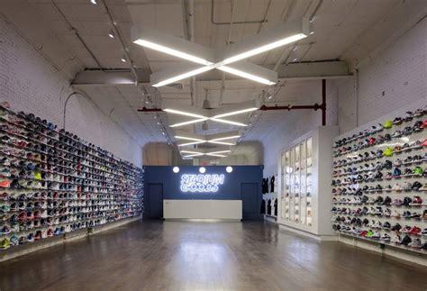 sneaker consignment stores stadium goods launches sneaker consignment mega store