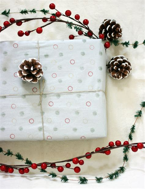 new year wrapping ideas diy sted wrapping paper for new year gifts shelterness