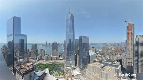 Observatory Floor Plan official 11 year time lapse movie of one world trade