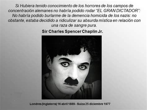 biography charles chaplin en ingles charles chaplin pel 237 cula el gran dictador im 225 genes