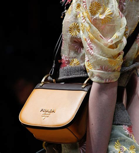 Prada Fall 2007 Bags by Prada Launched Two Big New Bags On Its Fall 2016 Runway
