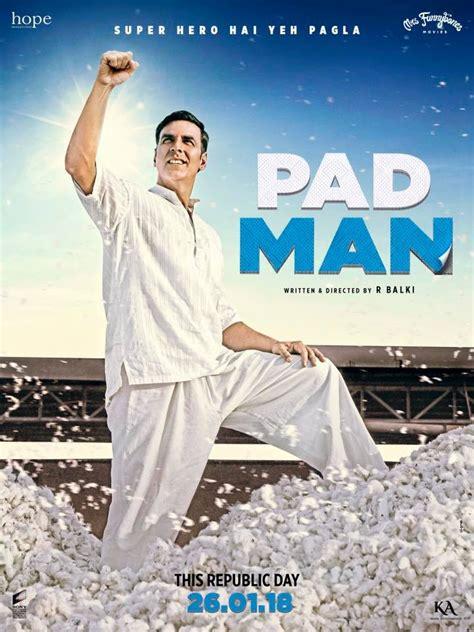 Padman Poster: Akshay Kumar Gives a Simplistic Social ...