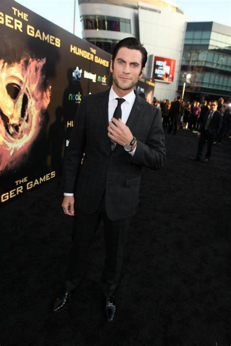 Wes Bentley In Hunger The Hunger At Premiere Photos