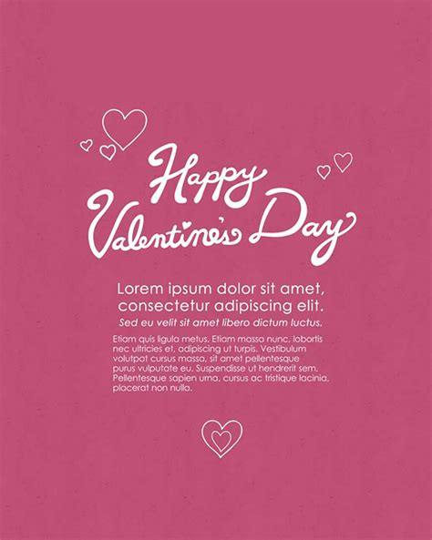 valentines email email template 18 free jpg psd format