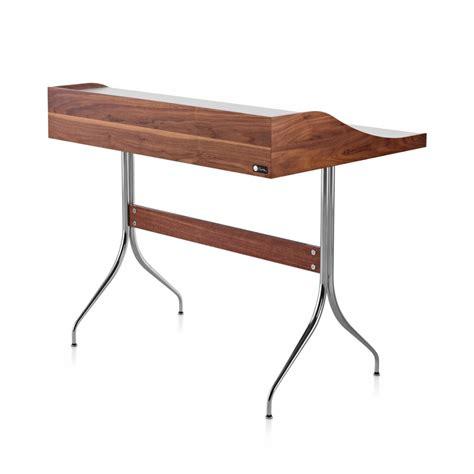 nelson swag leg desk nelson swag leg desk by george nelson for herman miller