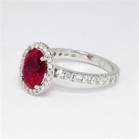 Spinel 3 86ct museum quality 2 86ct t w spinel