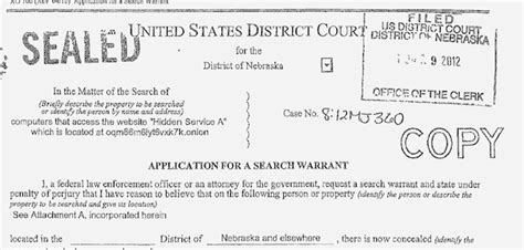 Free Federal Warrant Search Visit The Wrong Website And The Fbi Could End Up In Your