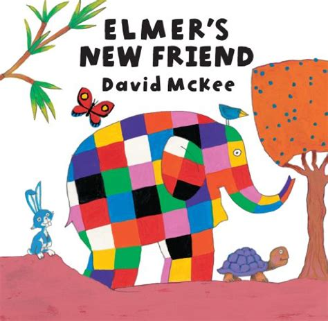 libro elmer and the rainbow libro elmer and the rainbow board book di david mckee