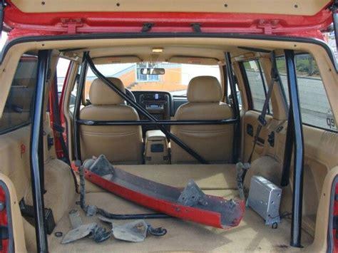 Jeep Xj Cage Jeep Xj Hybrid Cage Jeep