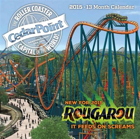 Cedar Point Calendar Updated Winter Chill Out 2015 Information
