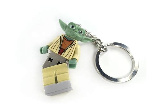 Lego Yoda Keychain By D Bricks 28 best images about lego wars on usb