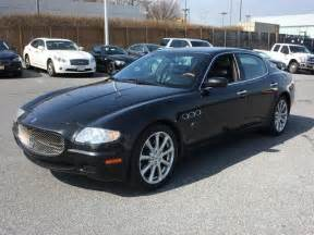 2003 Maserati For Sale New And Used Maserati Quattroporte For Sale The Car