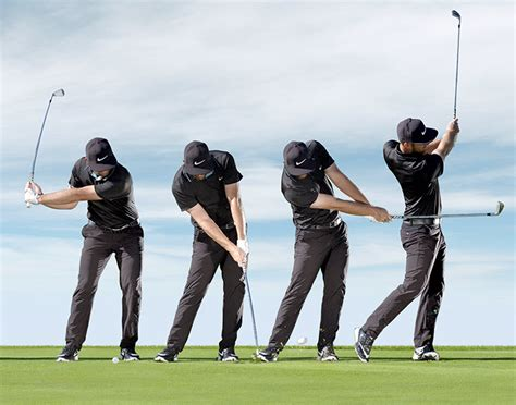 Swing Sequence Kevin Chappell Australian Golf Digest