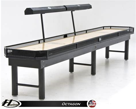 12 shuffleboard table dimensions 12 octagon shuffleboard table shuffleboard