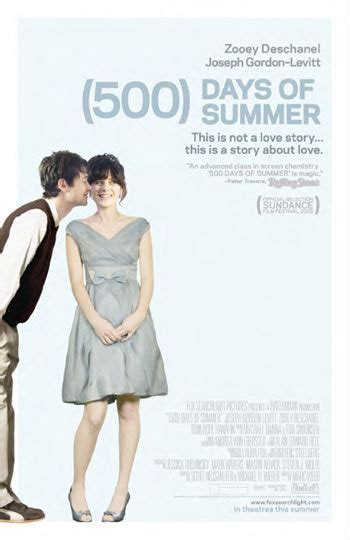 what are the days of summer 500 days of summer the andrew review the andrew