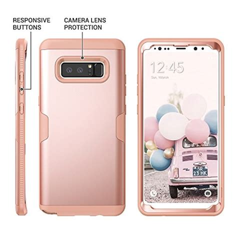 Best Casing Hp Samsung Cafele Note 8 Note8 Ultrathin Matte Soft galaxy note 8 youmaker gold heavy duty protection shockproof slim fit