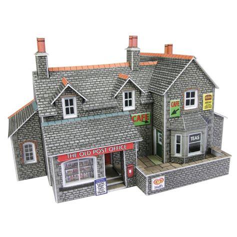 commercial village model metcalfe pn154 village shop and cafe