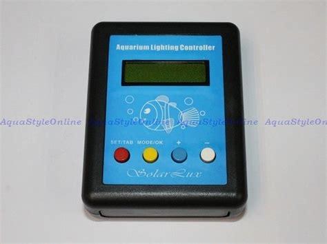 Timer Lu Aquarium solarlux led controller