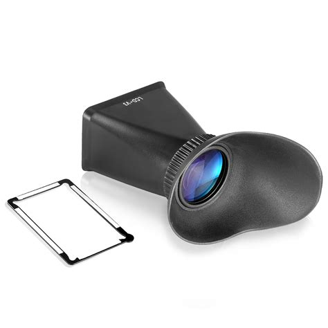 Lcd View Finder Type V3 neewer v3 lcd viewfinder 2 8x magnifier extender magnetic f canon 600d 60d ebay