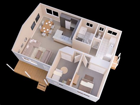 2 bedroom house plans with open floor plan bedrooms more bedroomfloor gallery including 2017 and 2 bedroom house 3d plans open