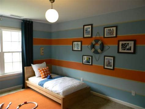 orange and blue room 25 fabulous nautical rooms for kids design dazzle