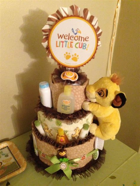 Boy Baby Shower Ideas On A Budget by Pin By Mikaela Walden On Lion King Theme Pinterest