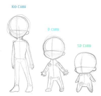 anime chibi body outline creativity is contagious