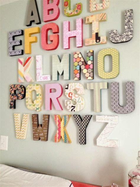 decoracion dormitorio letras 4 ideas para decorar con letras tu hogar deco hogar