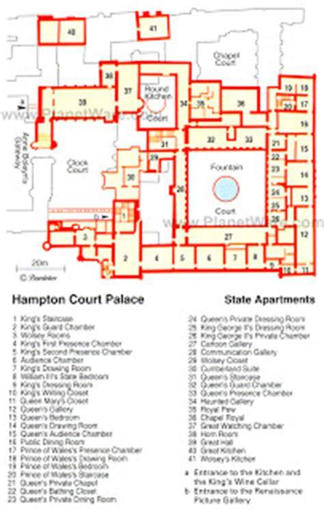 Downing Street Floor Plan by Houses Of State Hampton Court Palace Floor Plans