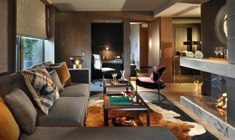 bohemian chic interior decorating ideas  room colors inspirations  hotel belgrave