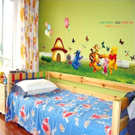 Alat Pengukur Ph Darah wall sticker transparant winnie the pooh 60 x 90 cm 168