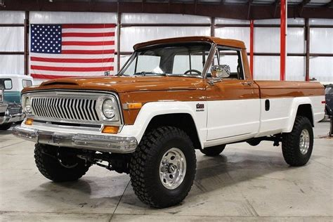 1980 Jeep J10 Truck For Sale 1847485 Hemmings
