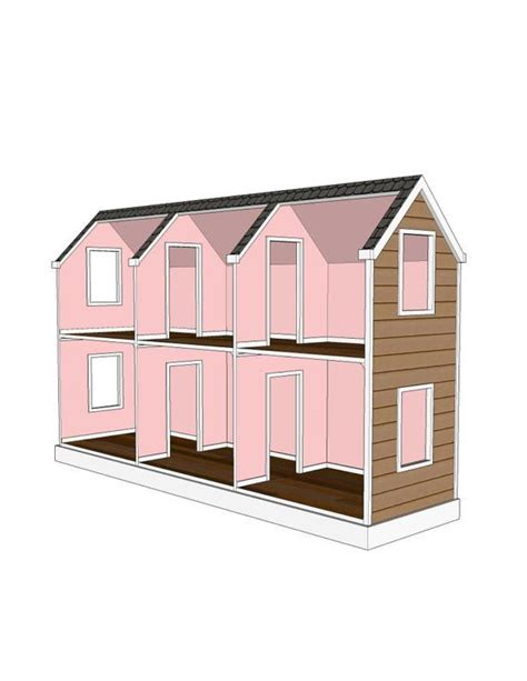 18 doll house plans 25 best ideas about doll house plans on pinterest diy dollhouse barbie house and