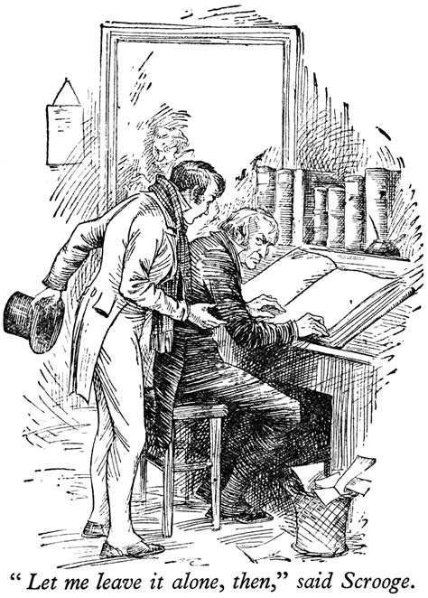 free charles dickens coloring pages