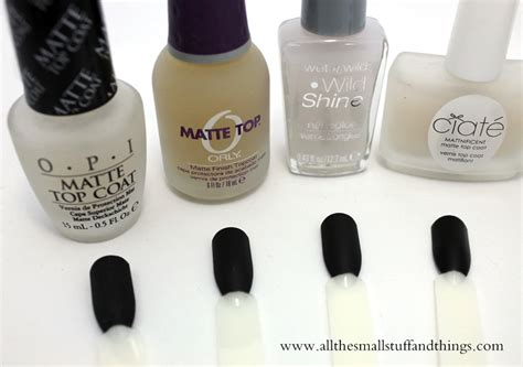 can you put top coat on matte nail review matte top coat s all the small stuff and