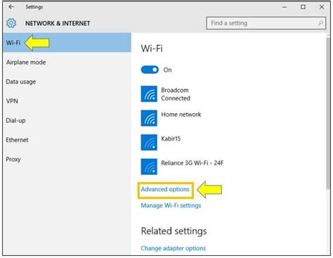windows 10 insider tutorial how to setup a metered connection for your wireless