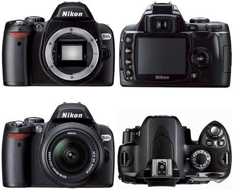 Kamera Nikon D40x dunia aku keje aku 25 nikon d40x