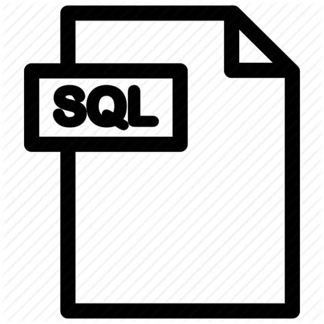 format file sql sql sql file sql format icon icon search engine