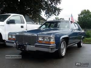 1988 Cadillac Fleetwood Brougham 1988 Cadillac Fleetwood Brougham Version